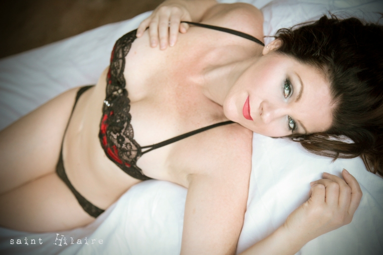 Boudoir Session with Michelle